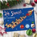 24 Sleeps 'til Christmas A3